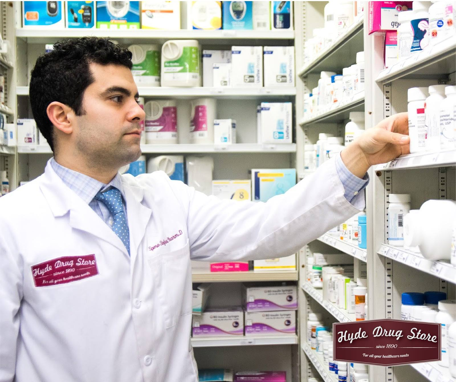 Medication Synchronization at Hyde Drug Store